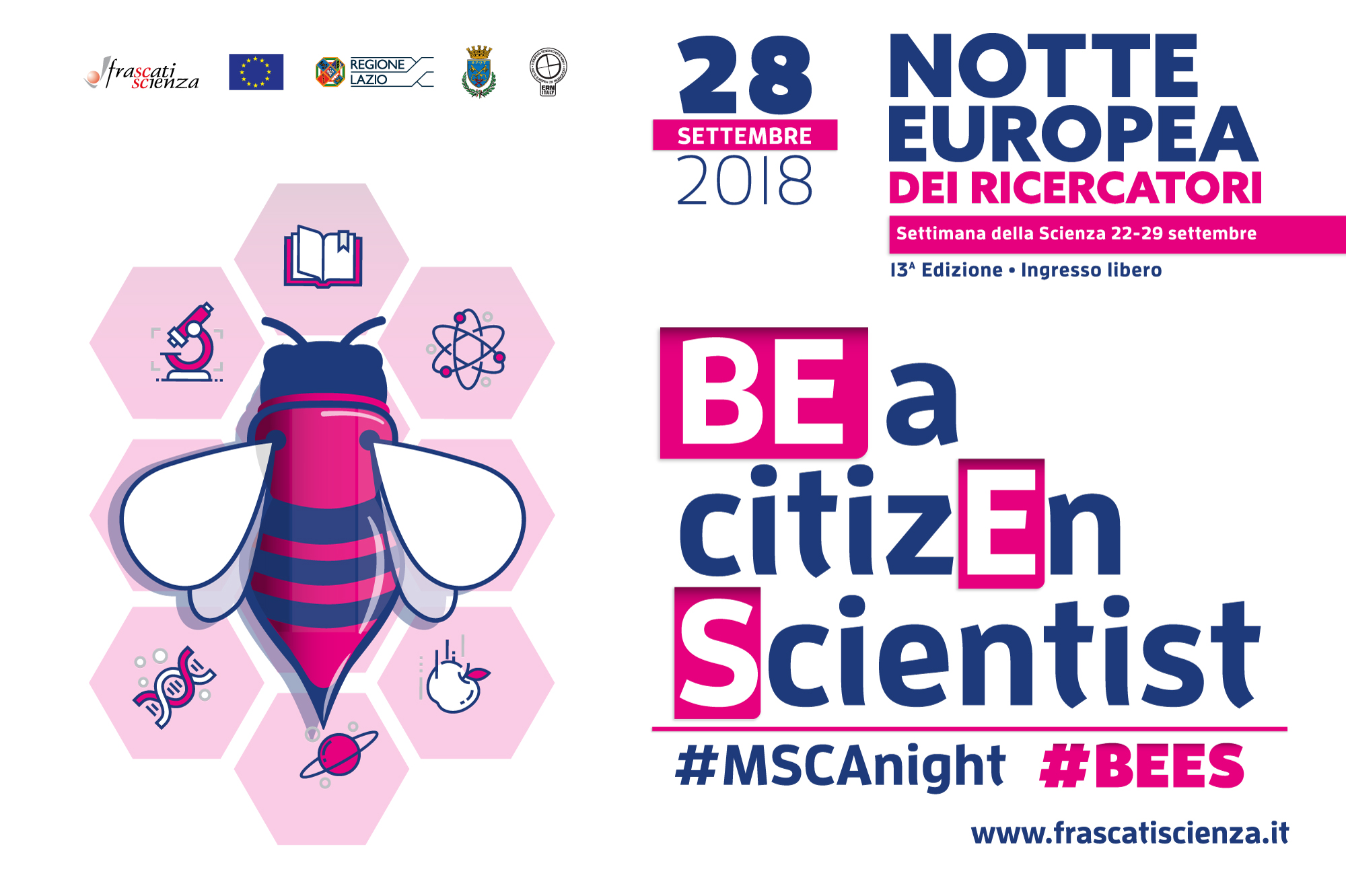 BEES_Frascati_Scienza visual